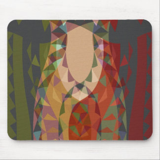 Queen of the Quilting Bee Mouse Pad