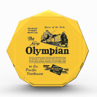 Queen of The Rails - New Olympian 1929 Award
