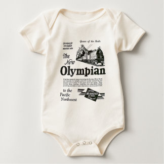 Queen of The Rails - New Olympian 1929 Baby Creeper