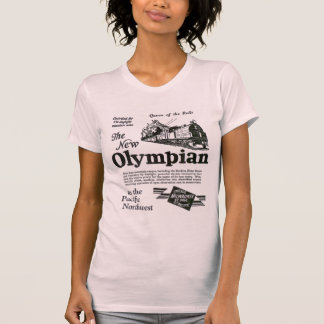 Queen of The Rails - New Olympian 1929 Shirt