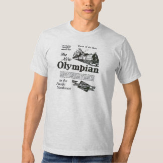 Queen of The Rails - New Olympian 1929 T Shirts