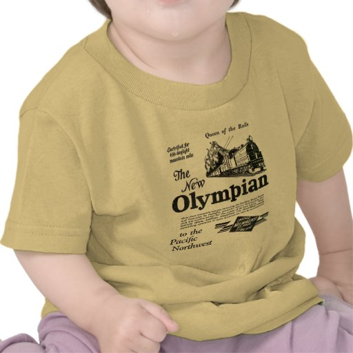 Queen of The Rails - New Olympian 1929 Tee Shirt