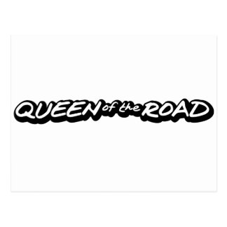 Queen of the Road Postcards