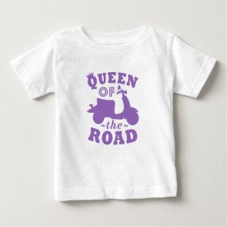 Queen of the Road - Purple Baby T-Shirt