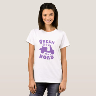 Queen of the Road - Purple T-Shirt