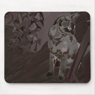 Queen of the Rural Jungle Mouse Pad