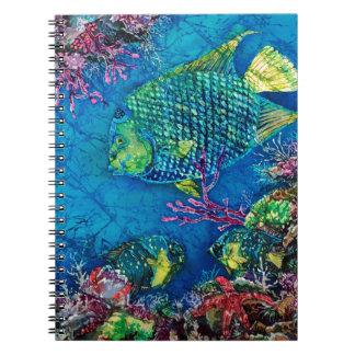 Queen of the Sea Notebook