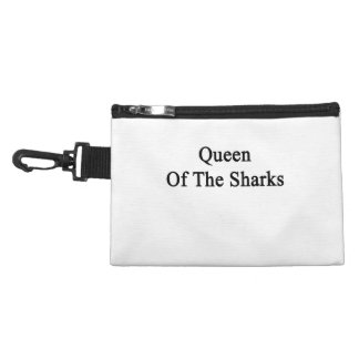 Queen Of The Sharks Accessory Bag