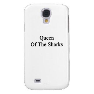 Queen Of The Sharks Galaxy S4 Case