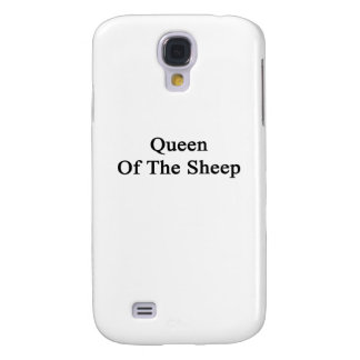 Queen Of The Sheep Samsung Galaxy S4 Cover