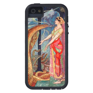 Queen of the Snakes iPhone 5 Cases
