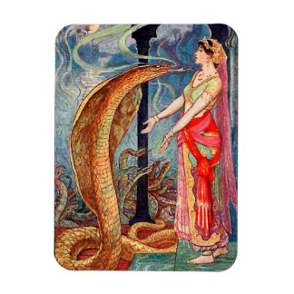 Queen of the Snakes Magnet