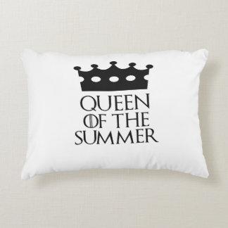 Queen of the Summer, #Summer Accent Pillow