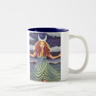 Queen Of The Tides - Goddess Art Mug