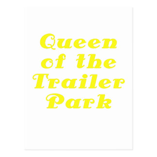 Queen of the Trailer Park Postcards