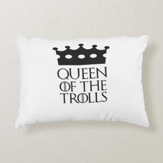 Queen of the Trolls, #Trolls Accent Pillow