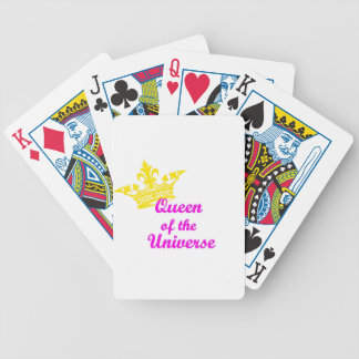 queen of the universe.jpg bicycle playing cards