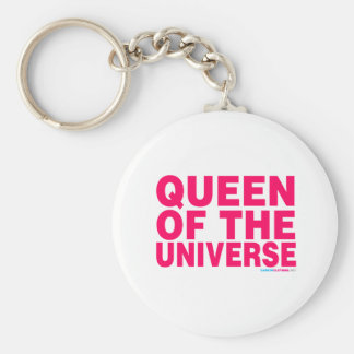 Queen Of The Universe Key Chains