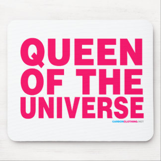 Queen Of The Universe Mousepads