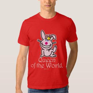 Queen Of The World Tee Shirt