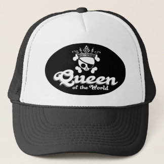 Queen of the World Trucker Hat