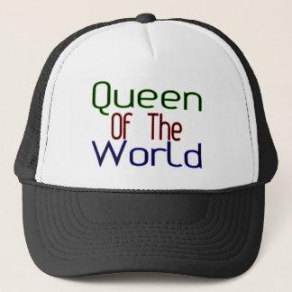 Queen Of The World Trucker Hat