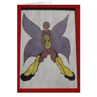 Queen of Tumbleweeds Card