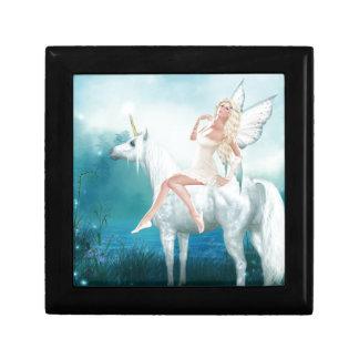 Queen of Unicorns Jewelry Box