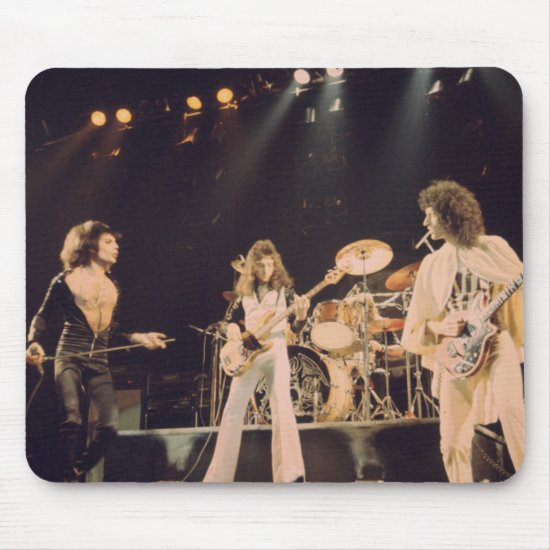Queen | On Stage Mouse Pad