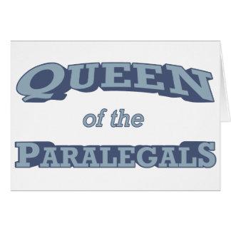 Queen Paralegal Card
