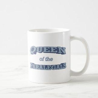 Queen Paralegal Classic White Coffee Mug