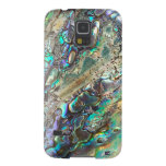 Queen paua shell cases for galaxy s5