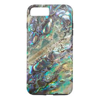 Queen paua shell iPhone 7 plus case