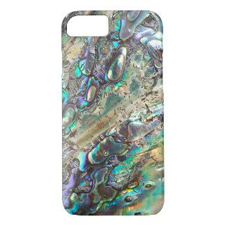 Queen paua shell iPhone 8/7 case