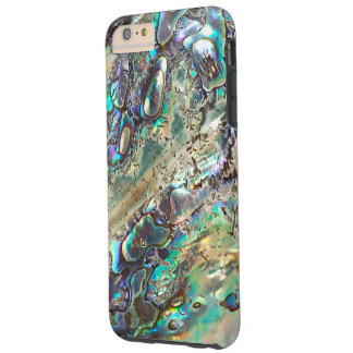 Queen paua shell tough iPhone 6 plus case