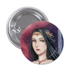 Queen Persephica Ickova of Thera Pinback Buttons