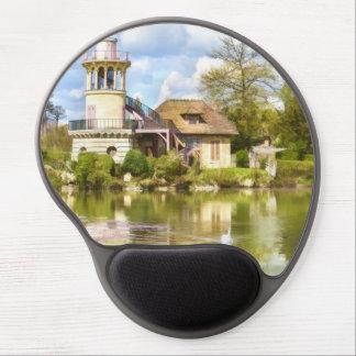 Queen's Hamlet, Versailles, France Gel Mouse Pad