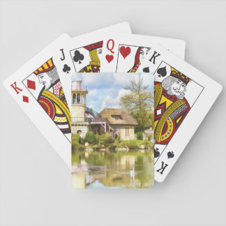 Queen's Hamlet, Versailles, France Playing Cards