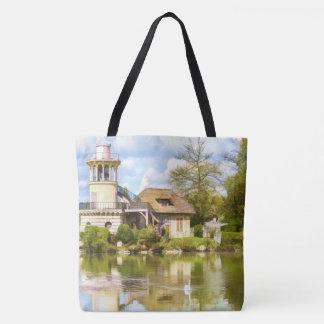 Queen's Hamlet, Versailles, France Tote Bag