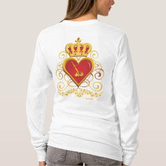 Queen's Heart Crest II T-Shirt