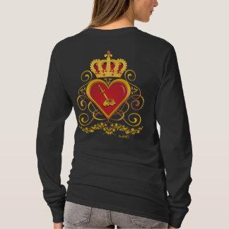 Queen's Heart Crest T-Shirt