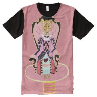 Queen Sheila All-Over Print T-shirt