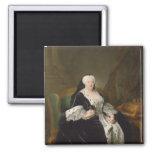 Queen Sophia Dorothea of Hanover Fridge Magnet