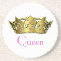 Queen Stone Coaster