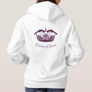 Queen sweater shirt of Guns
