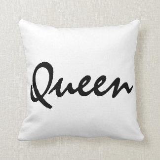 Queen Throw Pillow Decorative Bedroom