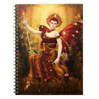 Queen Titania Notebook