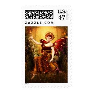 Queen Titania Postage