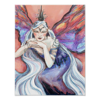 Queen Titania Poster