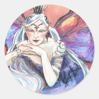 Queen Titania Sticker
